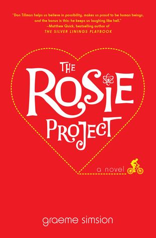 The Rosie Projct by Graeme Simsion