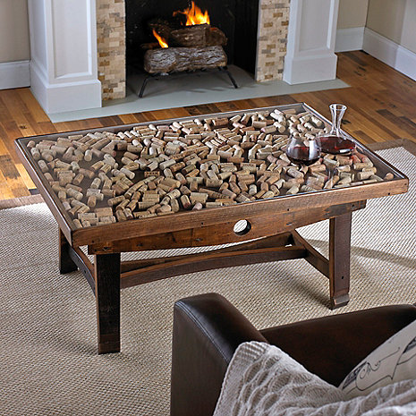 wine coffee table