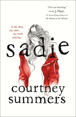 sadie by cortney summers