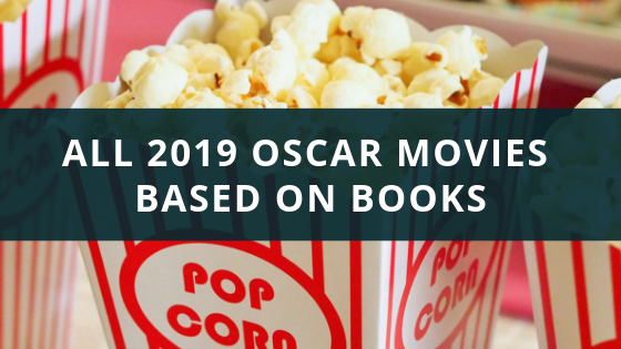 2019 oscar movies based on books